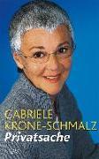 Cover-Bild zu Krone-Schmalz, Gabriele: Privatsache