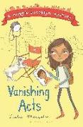 Cover-Bild zu Margolis, Leslie: Vanishing Acts
