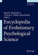 Cover-Bild zu Shackelford, Todd K. (Hrsg.): Encyclopedia of Evolutionary Psychological Science (eBook)