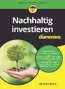 Cover-Bild zu Bolena, Alexandra: Nachhaltig investieren für Dummies