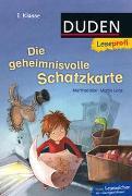 Cover-Bild zu Mai, Manfred: Duden Leseprofi - Die geheimnisvolle Schatzkarte, 1. Klasse