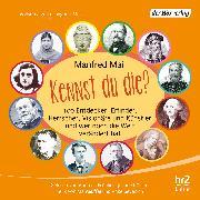 Cover-Bild zu Mai, Manfred: Kennst du die? (Audio Download)