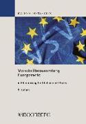 Cover-Bild zu Matjeka, Manfred: Vorschriftensammlung Europarecht mit Einführung für Studium und Praxis
