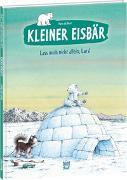 Cover-Bild zu Beer, Hans de: Kleiner Eisbär - Lass mich nicht allein, Lars!