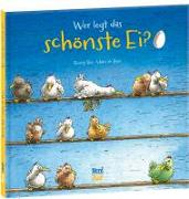Cover-Bild zu Bos, Burny: Wer legt das schönste Ei?