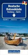 Cover-Bild zu Deutsche Ostseeküste Nr. 02 Regionalkarte Deutschland 1:275 000. 1:275'000