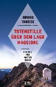 Cover-Bild zu Varese, Bruno: Totenstille über dem Lago Maggiore