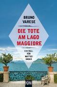 Cover-Bild zu Varese, Bruno: Die Tote am Lago Maggiore