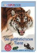 Cover-Bild zu Buckley, James: SUPERLESER! Die gefährlichsten Tiere