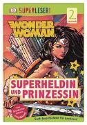 Cover-Bild zu Marsham, Liz: SUPERLESER! Wonder Woman Superheldin und Prinzessin