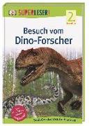 Cover-Bild zu SUPERLESER! Besuch vom Dino-Forscher