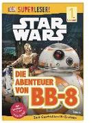 Cover-Bild zu SUPERLESER! Star Wars? Die Abenteuer von BB-8