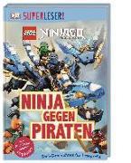 Cover-Bild zu SUPERLESER! LEGO® NINJAGO®. Ninja gegen Piraten