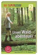 Cover-Bild zu Paxmann, Christine: SUPERLESER! Unser Waldabenteuer