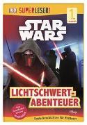 Cover-Bild zu SUPERLESER! Star Wars? Lichtschwert-Abenteuer