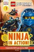 Cover-Bild zu Davies, Beth: DK Readers L1: LEGO NINJAGO: Ninja in Action