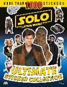 Cover-Bild zu Davies, Beth: Solo A Star Wars Story Ultimate Sticker Collection