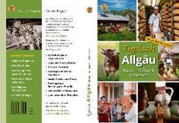 Cover-Bild zu Hunscheidt, Hiubert: Typisch Allgäu