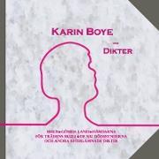 Cover-Bild zu Boye, Karin: Karin Boye - Dikter