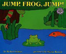 Cover-Bild zu Kalan, Robert: Jump, Frog, Jump!