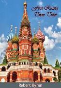Cover-Bild zu Byron, Robert: First Russia, Then Tibet [Illustrated Edition] (eBook)