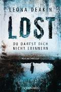 Cover-Bild zu Deakin, Leona: Lost (eBook)