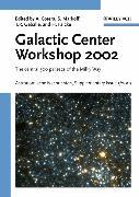 Cover-Bild zu Markoff, Sera (Hrsg.): Proceedings of the Galactic Center Workshop 2002, Astronomische Nachrichten Supplementary Issue 1/2003 (eBook)