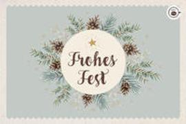 Cover-Bild zu Engeln, Reinhard (Hrsg.): Frohes Fest