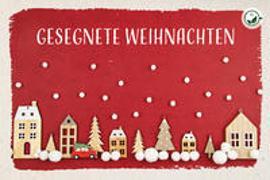 Cover-Bild zu Engeln, Reinhard (Hrsg.): Gesegnete Weihnachten