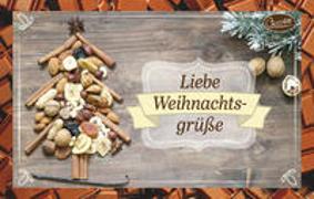 Cover-Bild zu Engeln, Reinhard (Hrsg.): Liebe Weihnachtsgrüße