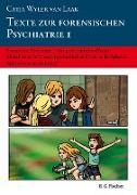 Cover-Bild zu Wyler van Laak, Catja: Texte zur forensischen Psychiatrie 1