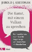 Cover-Bild zu Die Kunst, mit einem Vulkan zu sprechen von Kreisman, Jerold J.