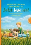 Cover-Bild zu Ende, Michael: Jetzt lese ich! Kunterbunte Geschichten zum ersten Lesen