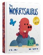 Cover-Bild zu Bright, Rachel: The Worrysaurus Board Book