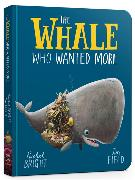 Cover-Bild zu Bright, Rachel: The Whale Who Wanted More Board Book