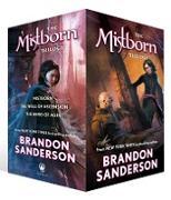 Cover-Bild zu Sanderson, Brandon: Mistborn Trilogy Boxed Set