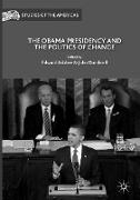 Cover-Bild zu Ashbee, Edward (Hrsg.): The Obama Presidency and the Politics of Change