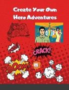 Cover-Bild zu The Badass, Maxim: Create Your Own Hero Adventures: A Blank Comic Book for Kids with variety of templates