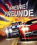 Cover-Bild zu Loewe Eintragbücher (Hrsg.): Meine Freunde (Rennautos)
