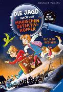 Cover-Bild zu Stronk, Cally: Die Jagd nach dem magischen Detektivkoffer, Band 1: Die Jagd beginnt!