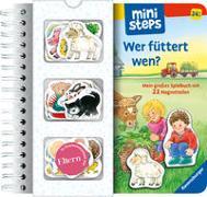 Cover-Bild zu Eberhard, Irmgard: Wer füttert wen?