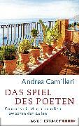 Cover-Bild zu Camilleri, Andrea: Das Spiel des Poeten (eBook)