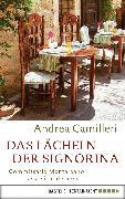 Cover-Bild zu Camilleri, Andrea: Das Lächeln der Signorina (eBook)
