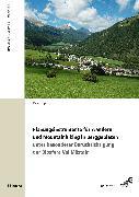 Cover-Bild zu Rupf, Reto: Planungsinstrumente für Wandern und Mountainbiking in Berggebieten (eBook)