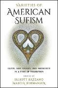 Cover-Bild zu Bazzano, Elliott (Hrsg.): Varieties of American Sufism (eBook)