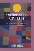 Cover-Bild zu Abbey, Ruth (Hrsg.): Cosmopolitan Civility (eBook)