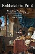 Cover-Bild zu Gondos, Andrea: Kabbalah in Print (eBook)