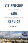 Cover-Bild zu Bick, Etta: Citizenship and Service (eBook)