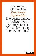 Cover-Bild zu Müller-Salo, Johannes: Diachrone Legitimität (eBook)