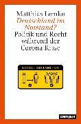 Cover-Bild zu Lemke, Matthias: Deutschland im Notstand? (eBook)